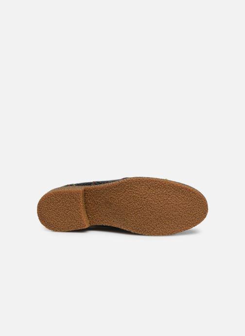 Bottines et boots Laura Vita Coralie 06 Noir vue haut
