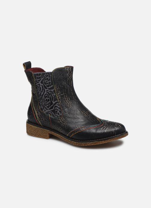 Bottines et boots Laura Vita Coralie 06 Noir vue détail/paire