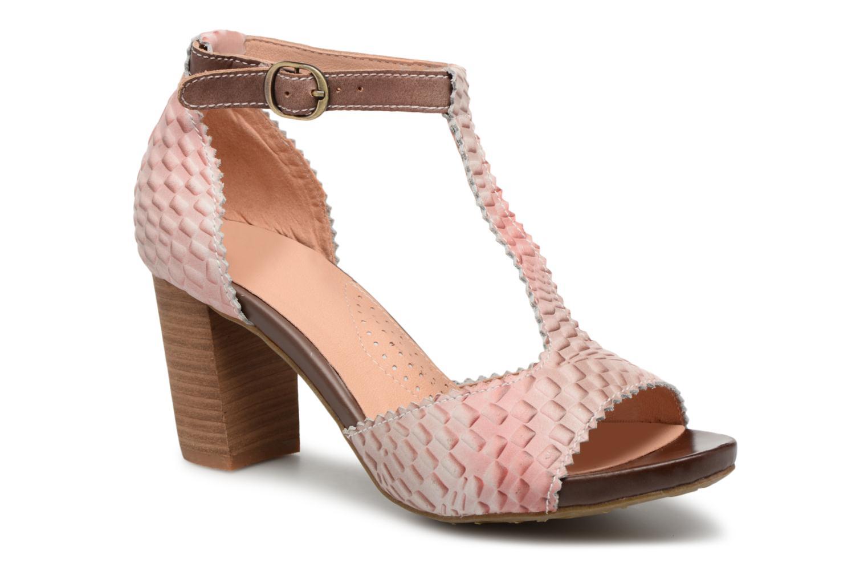 Nuevo zapatos Laura Vita VERTEX (Rosa) - Zapatos cómodo de tacón en Más cómodo Zapatos a9f527