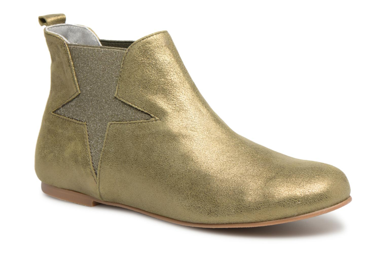 8a10508dbef8c Ippon Vintage EASY-CHIC (Vert) - Bottines et boots chez Sarenza (326220)