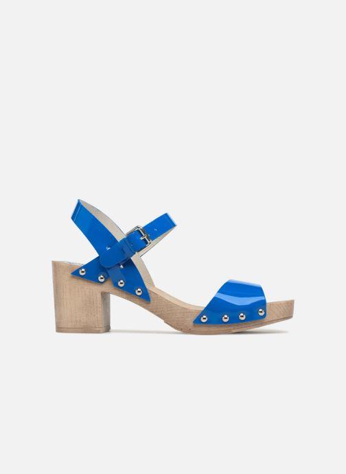 Sandales et nu-pieds Ippon Vintage SOK-COLORS Bleu vue derrière