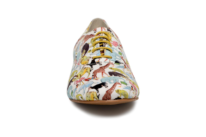 Chaussures à lacets Ippon Vintage ZOE-ZOO Multicolore vue portées chaussures