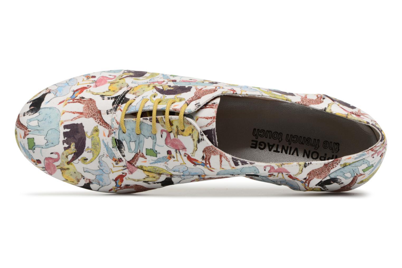 Chaussures à lacets Ippon Vintage ZOE-ZOO Multicolore vue gauche