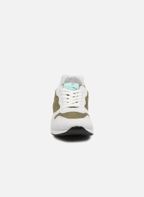 Baskets Ippon Vintage RUN-HIVE Vert vue portées chaussures