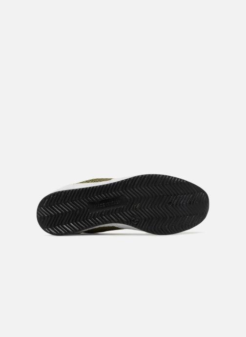 Baskets Ippon Vintage RUN-HIVE Vert vue haut