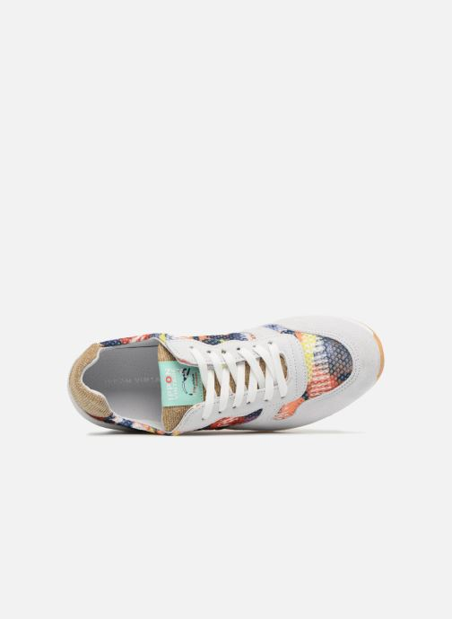 Baskets Ippon Vintage RUN-SEVENTY Multicolore vue gauche