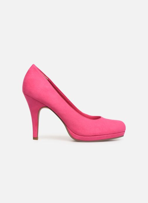 High heels Tamaris 22407 Pink back view