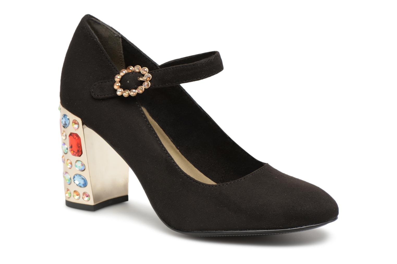 High heels Tamaris 24437 Black detailed view/ Pair view