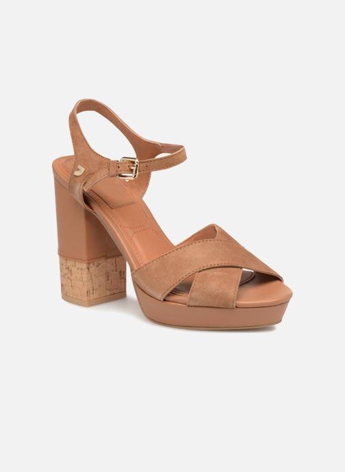 Sandales et nu-pieds Gioseppo ANISTON Marron vue détail/paire