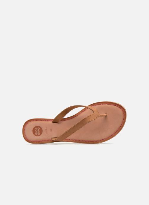 Sandali e scarpe aperte Gioseppo DECORE Multicolore immagine sinistra