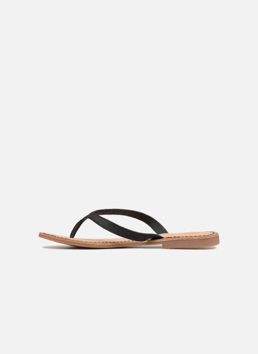 Sandales et nu-pieds Gioseppo DECORE Noir vue face