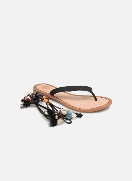 Sandales et nu-pieds Gioseppo DECORE Noir vue détail/paire