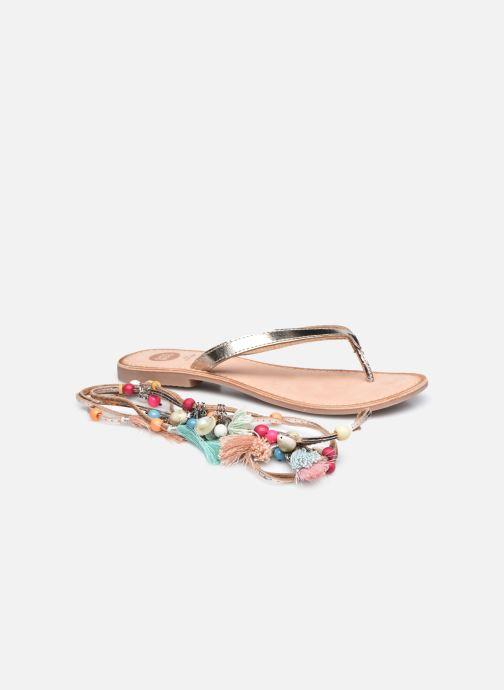 Sandales et nu-pieds Gioseppo DECORE Multicolore vue 3/4