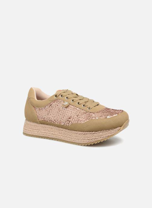 Sneaker Gioseppo NIKKI gold/bronze detaillierte ansicht/modell