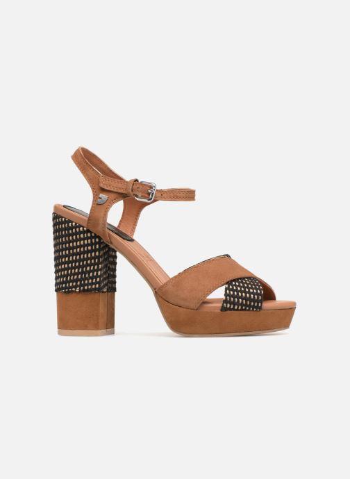 Sandales et nu-pieds Gioseppo RANUKA Marron vue derrière