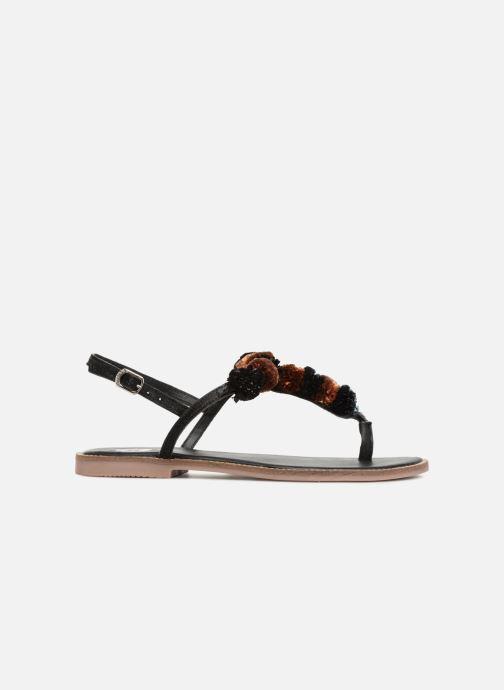 Sandals Gioseppo SARIDA Black back view