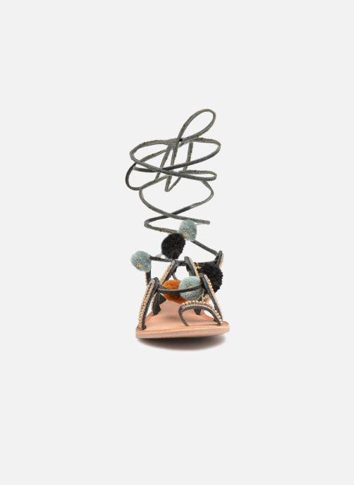 Sandals Gioseppo NAYELI Black model view