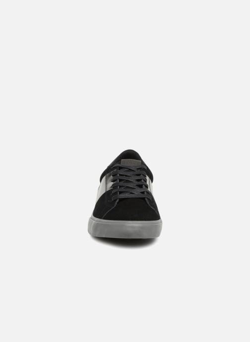 Sneaker Gioseppo 41166-P schwarz schuhe getragen