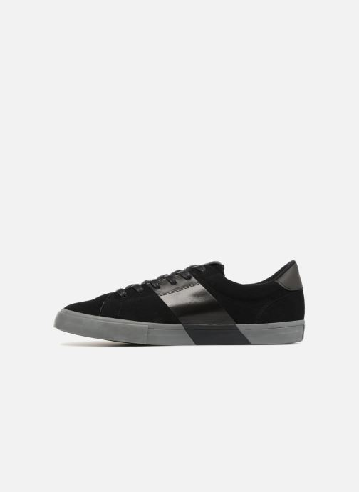 Trainers Gioseppo 41166-P Black front view