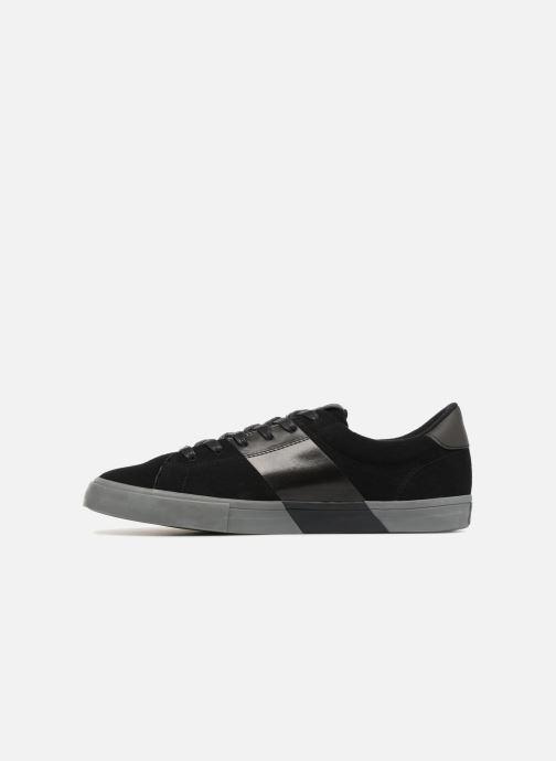 Sneaker Gioseppo 41166-P schwarz ansicht von vorne