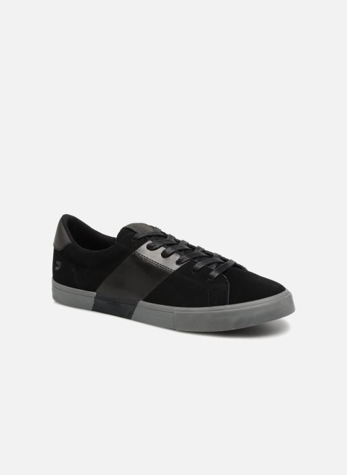 Trainers Gioseppo 41166-P Black detailed view/ Pair view
