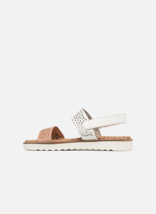 Sandales et nu-pieds Gioseppo POLAR Blanc vue face