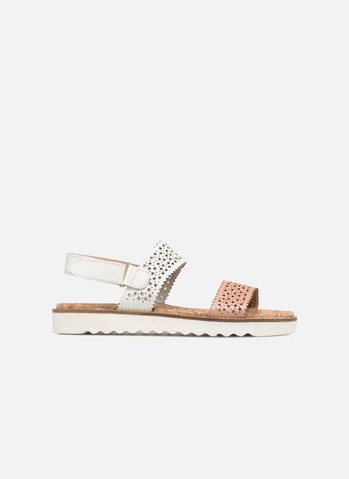 Sandales et nu-pieds Gioseppo POLAR Blanc vue derrière