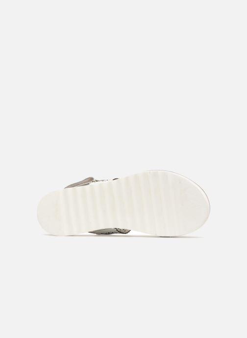 Sandales et nu-pieds Gioseppo POLAR Blanc vue haut