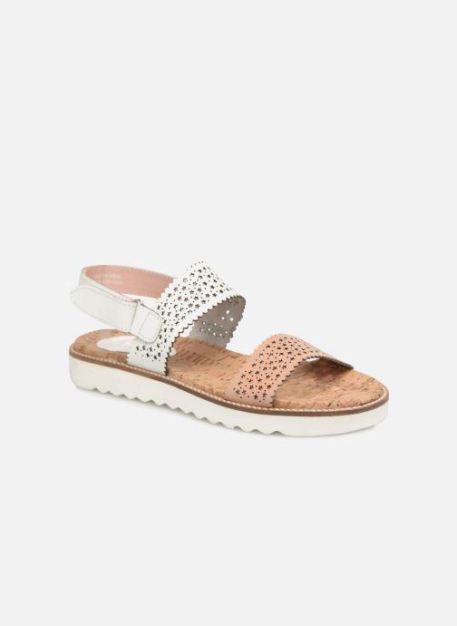 Sandales et nu-pieds Gioseppo POLAR Blanc vue détail/paire