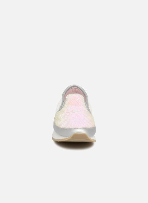 Baskets Gioseppo MILTERY Blanc vue portées chaussures