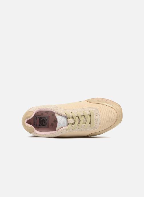 Sneaker Gioseppo MOLDAVIA beige ansicht von links