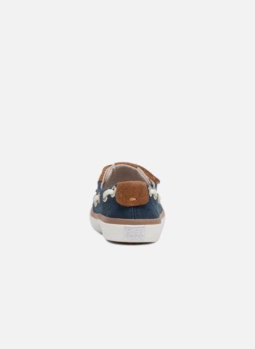 Zapatos con velcro Gioseppo AMADEUS Multicolor vista lateral derecha