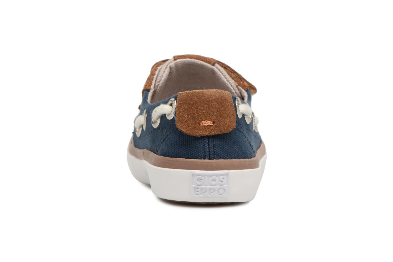 Chaussures à scratch Gioseppo AMADEUS Multicolore vue droite