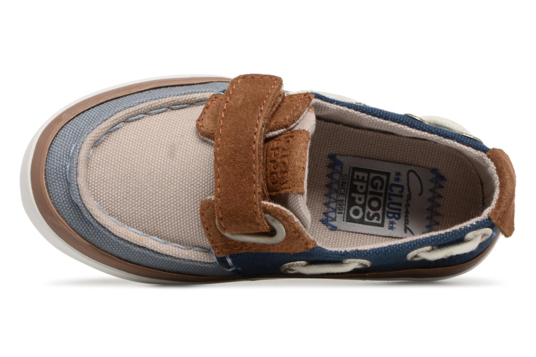 Chaussures à scratch Gioseppo AMADEUS Multicolore vue gauche
