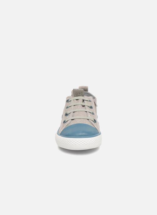 Sneaker Gioseppo FIDES grau schuhe getragen