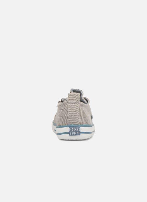 Sneaker Gioseppo FIDES grau ansicht von rechts