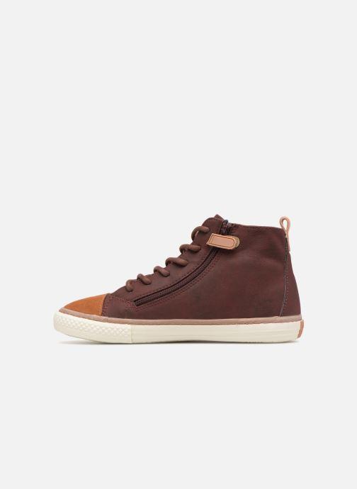 Sneakers Gioseppo 41792-P1 Bordeaux voorkant