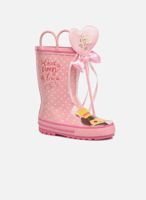 Stiefel Gioseppo 42508-P rosa detaillierte ansicht/modell