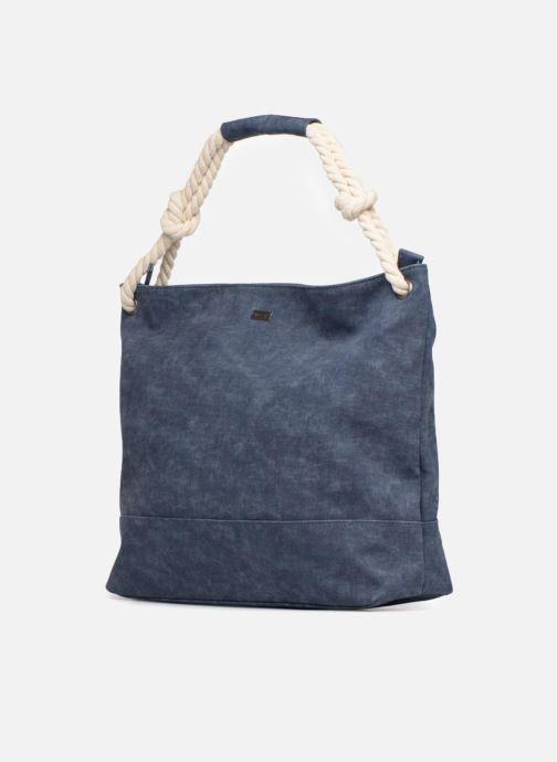 Handtaschen Roxy Famous Street blau schuhe getragen