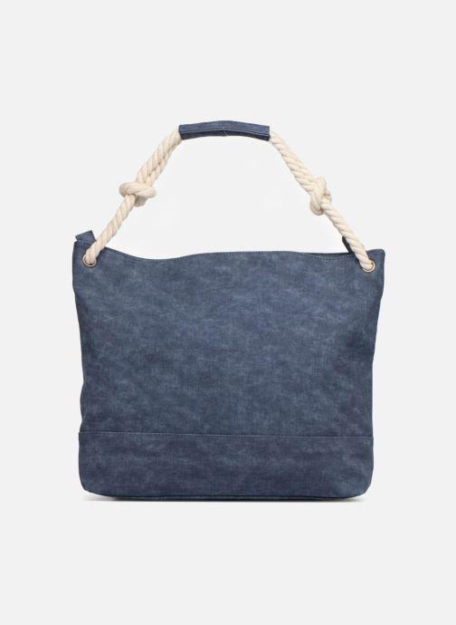 Håndtasker Roxy Famous Street Blå se forfra