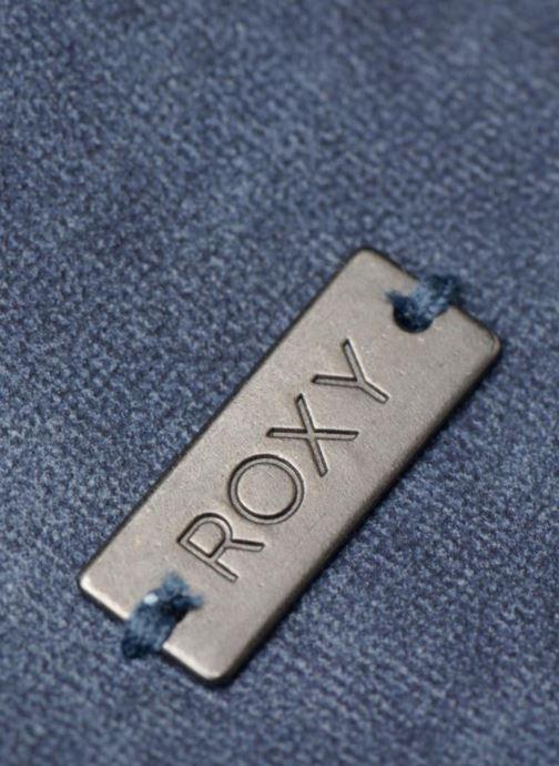 Handtaschen Roxy Famous Street blau ansicht von links