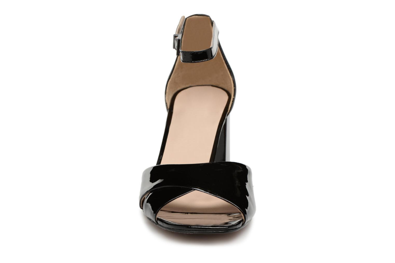 Sandales et nu-pieds JB MARTIN 2Quila Noir vue portées chaussures