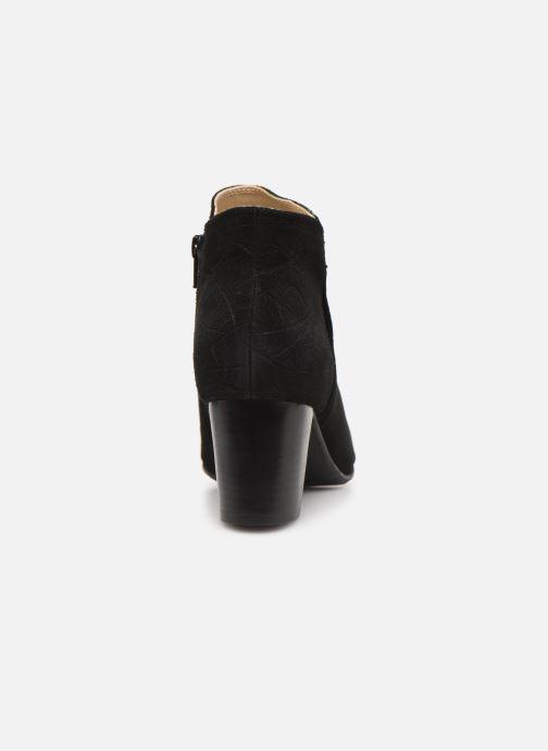 Bottines et boots JB MARTIN 2Tabada Noir vue droite