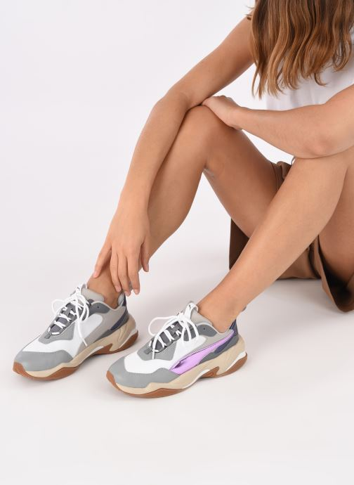 Sneakers Puma Thunder Electric W Wit onder