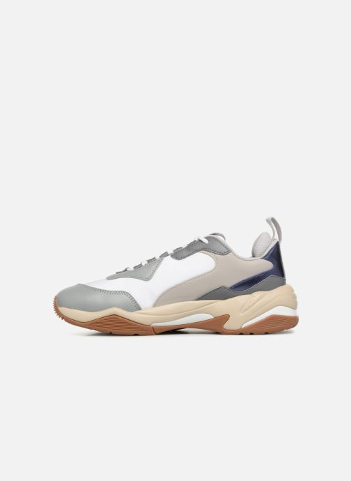 Sneakers Puma Thunder Electric W Wit voorkant