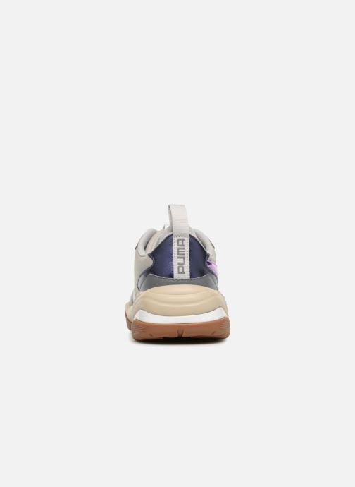 Sneakers Puma Thunder Electric W Bianco immagine destra