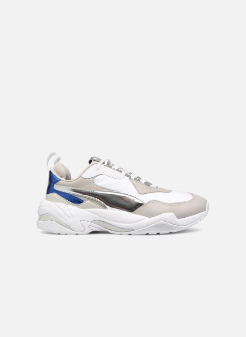 Sneakers Puma Thunder Electric W Wit achterkant
