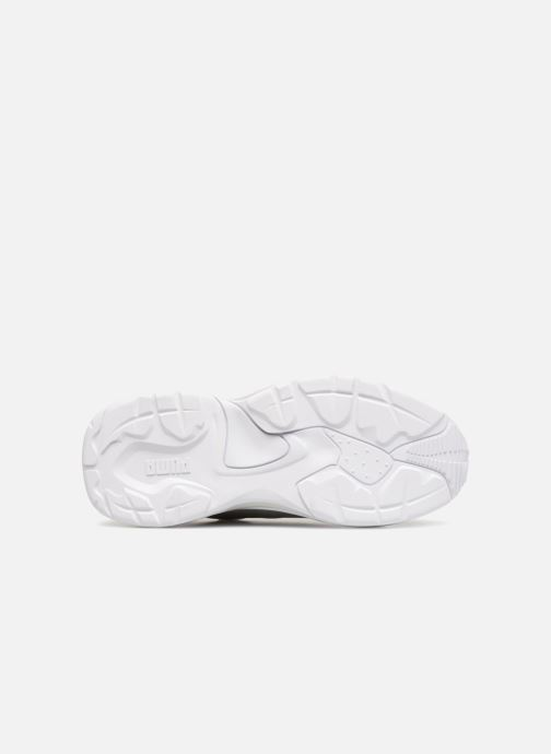 Baskets Puma Thunder Electric W Blanc vue haut