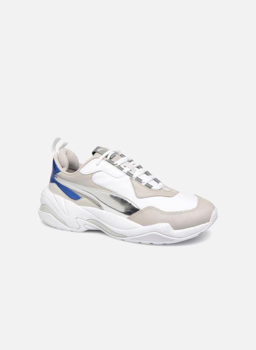 Baskets Puma Thunder Electric W Blanc vue détail/paire