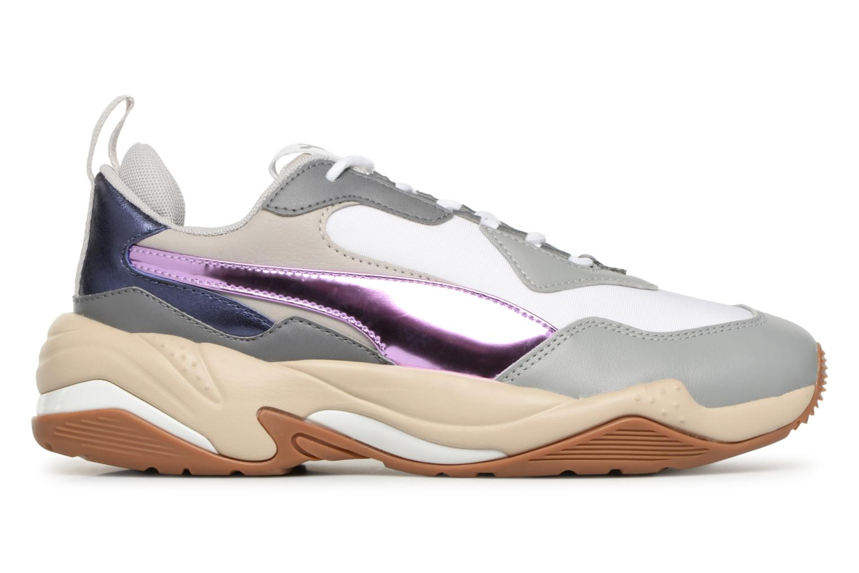 Sneakers Puma Thunder Electric W Vit bild från baksidan